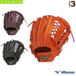 ミズノ ソフトボールグローブ  セレクトナイン Soft Plus/ソフトボール・外野手向けグラブ(1AJGS13207)|sportsplaza