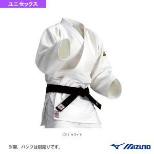 ミズノ 柔道ウェア(メンズ/ユニ)  国際柔道連盟 IJF公認 柔道衣「優勝」/上衣/標準(22JM5A1501)|sportsplaza