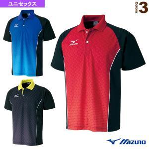 ミズノ 卓球ウェア(メンズ/ユニ)  ゲームシャツ/ユニセックス(82JA4003)|sportsplaza