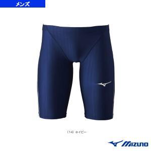 ミズノ 水泳ウェア(メンズ/ユニ)  STREAM ACE/ハーフスパッツ/メンズ(N2MB0020)|sportsplaza