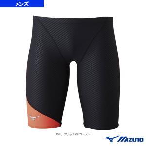 ミズノ 水泳ウェア(メンズ/ユニ)  EXER SUITS/エクサースーツ/ハーフスパッツ/メンズ(N2MB0064)|sportsplaza