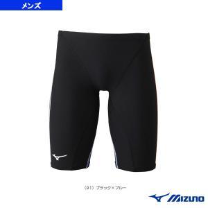 ミズノ 水泳ウェア(メンズ/ユニ)  FX SONIC Prism/ハーフスパッツ/メンズ(N2MB1030)|sportsplaza