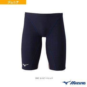 ミズノ 水泳ウェア(メンズ/ユニ)  FX SONIC Prism/ハーフスパッツ/ボーイズ(N2MB1430)|sportsplaza
