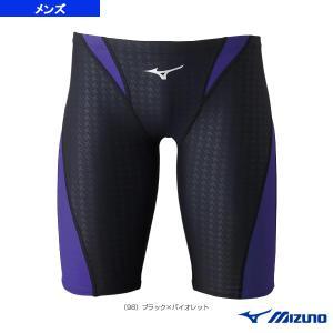 ミズノ 水泳ウェア(メンズ/ユニ)  エクサースーツ ハーフスパッツ/メンズ(N2MB8079)|sportsplaza