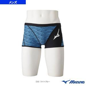 ミズノ 水泳ウェア(メンズ/ユニ)  EXER SUITS/エクサースーツ/ショートスパッツ/メンズ(N2MB9575)|sportsplaza