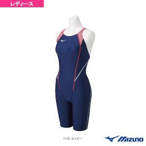 ミズノ 水泳ウェア(レディース)  STREAM ACE/ハーフスーツ/マスターズバック/レディース(N2MG0240)|sportsplaza