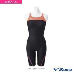ミズノ 水泳ウェア(レディース)  EXER SUITS/エクサースーツ/ハーフスーツ/レディース(N2MG0264)|sportsplaza
