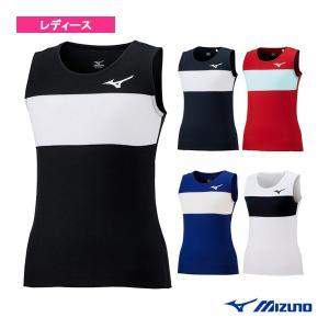 ミズノ 陸上ウェア(レディース)  レーシングシャツ/レディース(U2MA7250)|sportsplaza