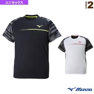 ミズノ 陸上ウェア(メンズ/ユニ)  プラクティスシャツ/ユニセックス(U2MA8011)|sportsplaza
