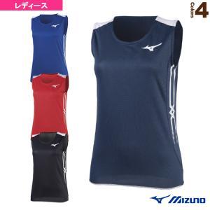 ミズノ 陸上ウェア(レディース)  レーシングシャツ/レディース(U2MA8250) sportsplaza