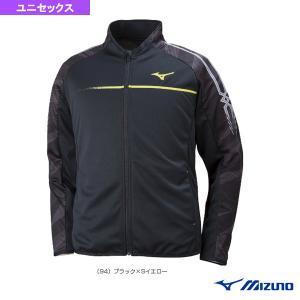 ミズノ 陸上ウェア(メンズ/ユニ)  ウォームアップシャツ/ユニセックス(U2MC8010)|sportsplaza