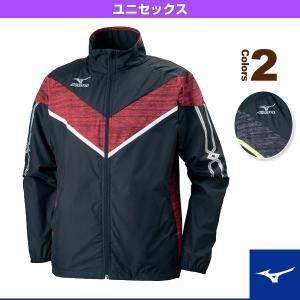 ミズノ 陸上ウェア(メンズ/ユニ)  ウィンドブレーカーシャツ/ユニセックス(U2ME7505)|sportsplaza