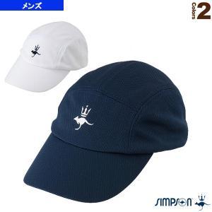 シンプソン テニスアクセサリ・小物  ライトウェイト キャップ/メンズ(STA-C06)