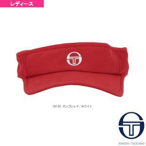 セルジオタッキーニ テニスアクセサリ・小物  PRO VISOR/プロ バイザー/レディース(SGT-37309)|sportsplaza