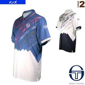 セルジオタッキーニ テニス・バドミントンウェア(メンズ/ユニ)  NEW YORK/LIQUIFY POLO/ポロシャツ/メンズ(SGT-38238)|sportsplaza