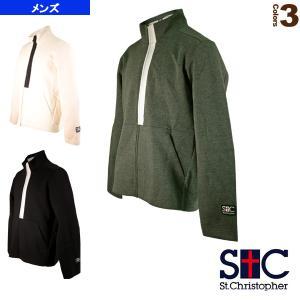 セントクリストファー テニス・バドミントンウェア(メンズ/ユニ)  フルフィージャケット/メンズ(STC-AIM5165)|sportsplaza