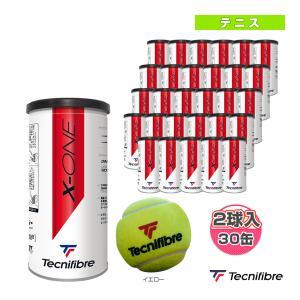 テクニファイバー テニスボール  X-ONE/1箱『2球入×30缶』/PREMIUM BALL(TBA2XE1) sportsplaza