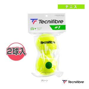 テクニファイバー テニスボール  ♯1/2球入/Stage 1 グリーンボール(TBP2GR1) sportsplaza