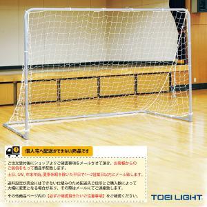 TOEI(トーエイ) フットサル設備・備品  [送料別途]室内アルミフットサルゴール40/2台1組(B-2827)|sportsplaza