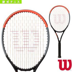 ウィルソン テニスラケット 2019年12月上旬 【予約】CLASH 100S/クラッシュ 100S(WR037011)|sportsplaza