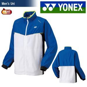 「均一セール」YONEX ヨネックス 「Uni ユニ 裏地付ウインドウォーマーシャツ 70058」テニスウェア バドミントンウェア 『即日出荷』
