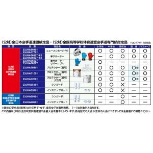 ミズノ 空手拳サポーター 両手1組 空手防具・サポーター  23JHA866 お取り寄せ商品|sportsx|03