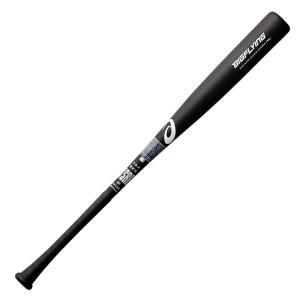 アシックス 一般軟式バット ビッグフライング 84cm 軟式野球 3121A370