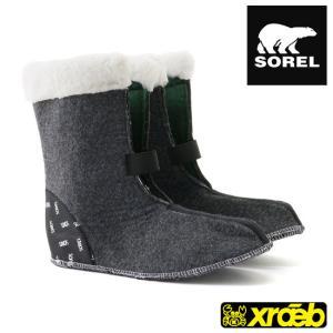 2020秋冬 SOREL ソレル メンズ カリブー対応インナーブーツ SOREL NM8564