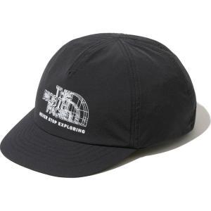 ノースフェイス ランニングキャップ 帽子 グラフィックスキャップ メンズ レディース アスファルトグレー NN42173-AG
