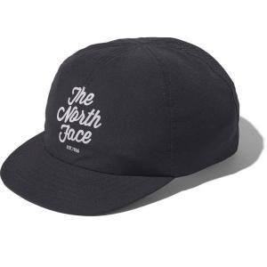 ノースフェイス ランニングキャップ 帽子 グラフィックスキャップ メンズ レディース ブラック NN42173-K