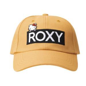 ロキシー ハローキティ コラボ キャップ 帽子 HELLO KITTY 6PANEL RCP194323 sportsx