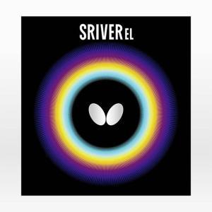 バタフライ 卓球 裏ラバー  スレイバー EL 05380  SRIVER EL Butterfly|spotaka
