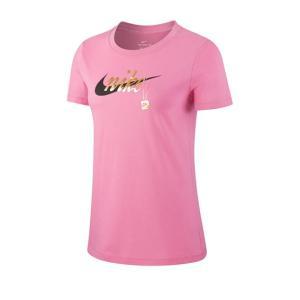 ナイキ ウィメンズ スポーツ チャーム Tシャツ CJ7915-610 スポーツウェア 19FA  NIKE レディース|spotaka