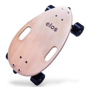 イロス サーフ スケートボード Elos Skateboard Clear Maple EL223 20HO|spotaka