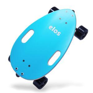 イロス サーフ スケートボード Elos Skateboard Clear Maple EL623 20HO|spotaka