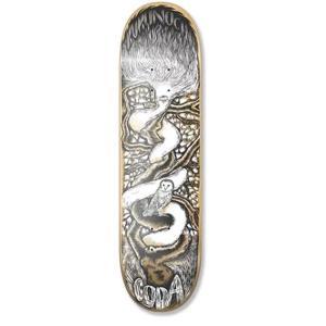 コーダ スケートボードデッキ Kukunochi ククノチ 8|spotaka