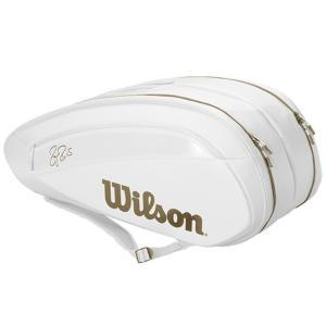ウイルソン テニスバッグ  フェデラー DNA 12 パック WR8004401001 19SS F...
