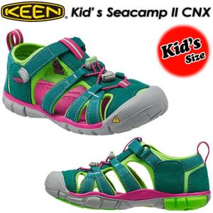 SALE 20%OFF KEEN キーン  Kids Seacamp II CNX シーキャンプツー シーエヌエックス  1014465|spray