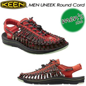 KEEN キーン MEN UNEEK ROUND CORD ユニーク ラウンドコード 1014618|spray