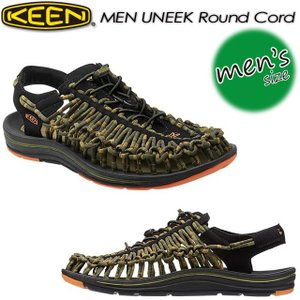 KEEN キーン MEN UNEEK ROUND CORD ユニーク ラウンドコード 1014619|spray