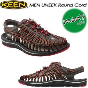 KEEN キーン MEN UNEEK ROUND CORD ユニーク ラウンドコード 1014620|spray