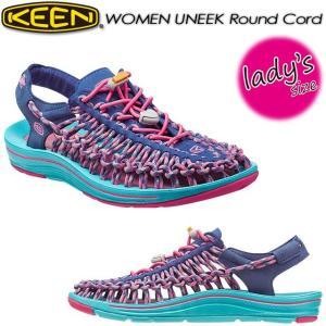 キーンKEEN  1014720 WOMEN UNEEK ROUND CORD ユニーク ラウンドコード|spray