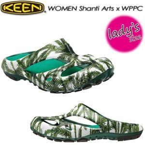 KEEN キーン WOMEN SHANTI ARTS×WPPC シャンティ アーツ 1014853 spray