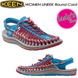 キーン KEEN 1014873 WOMEN UNEEK ROUND CORD ユニーク ラウンドコード|spray