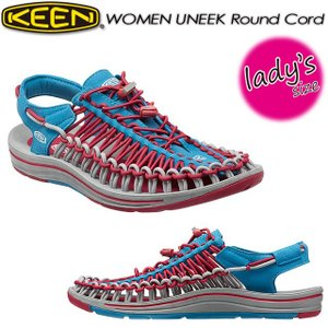 KEEN キーン WOMEN UNEEK ROUND CORD ユニーク ラウンドコード 1014873|spray