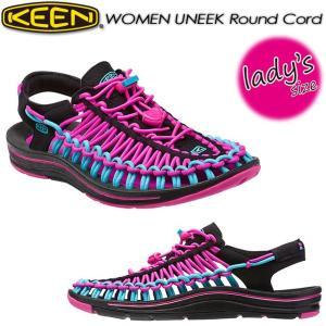 キーン KEEN 1014874 WOMEN UNEEK ROUND CORD ユニーク ラウンドコード|spray