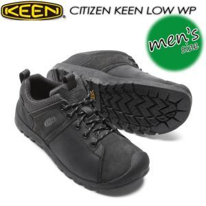 キーン KEEN 1015133 シティズン キーン ロー ウォータープルーフ CITIZEN KEEN LOW WP|spray