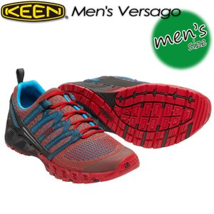 キーン KEEN 1016851 Men's Versago ヴァーサゴー  Raven/Formula one|spray