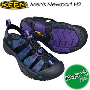 KEEN キーン Men's NEWPORT H2 ニューポート H2 1017077 FLOWER OF LIFE|spray
