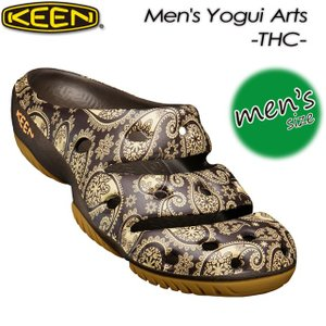 KEEN キーン Men's Yogui Arts x THC ヨギ アーツ 1017082|spray